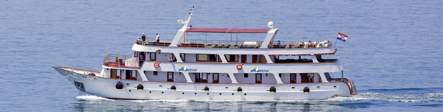 Motoryacht My Vita on Croatia Cruises Route R1 ex Rijeka