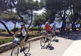 Cycling Lošinj