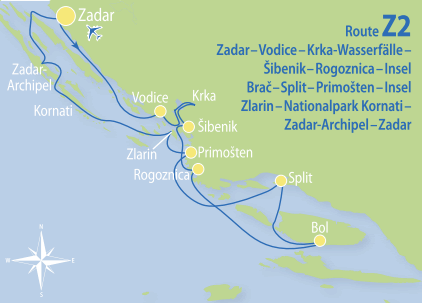 Route Z2